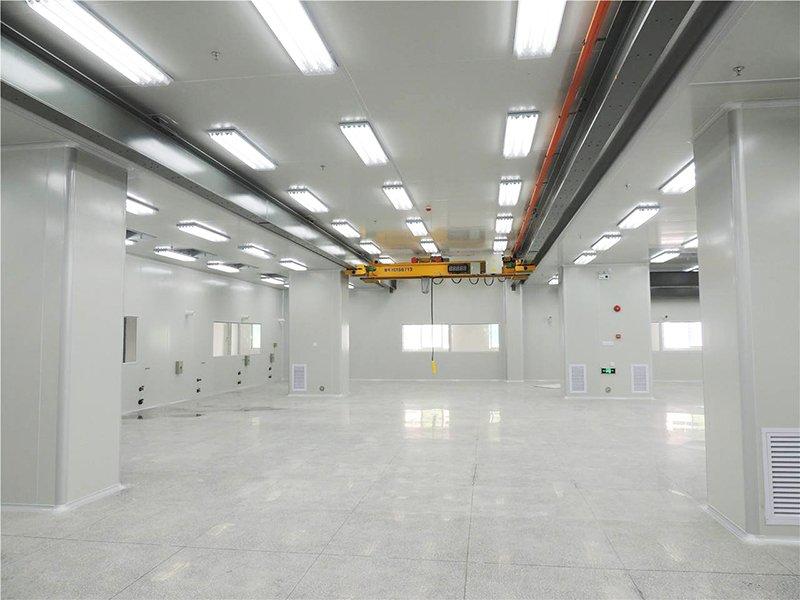 十万级无尘车间工程的标准与要求