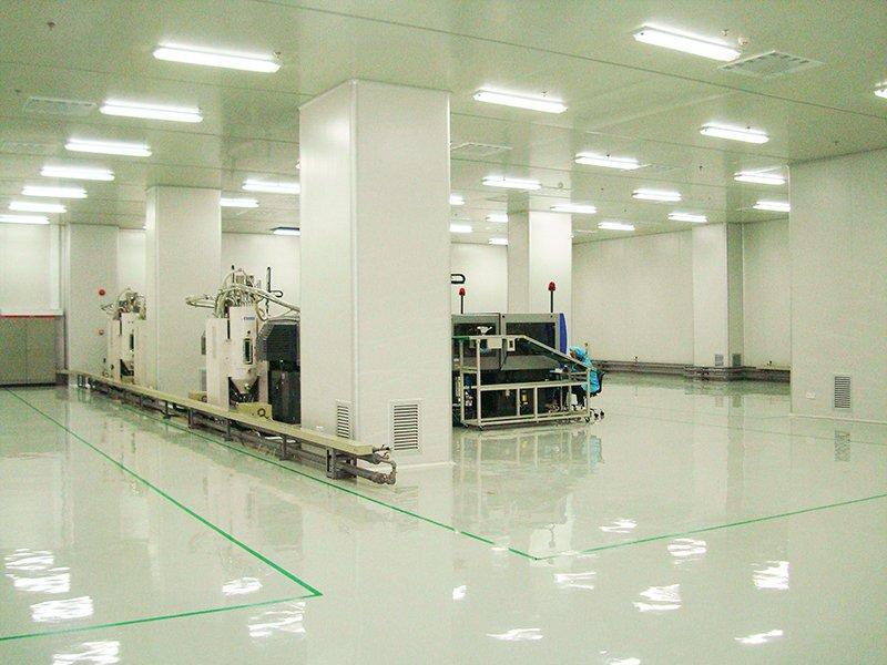 无尘车间净化工程装修标准及解决方案
