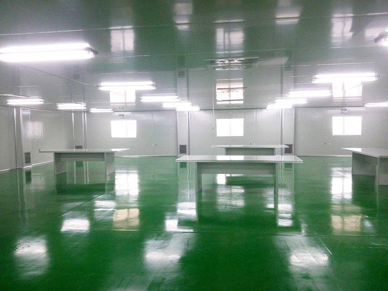 食品净化车间厂房的设计要求和规格