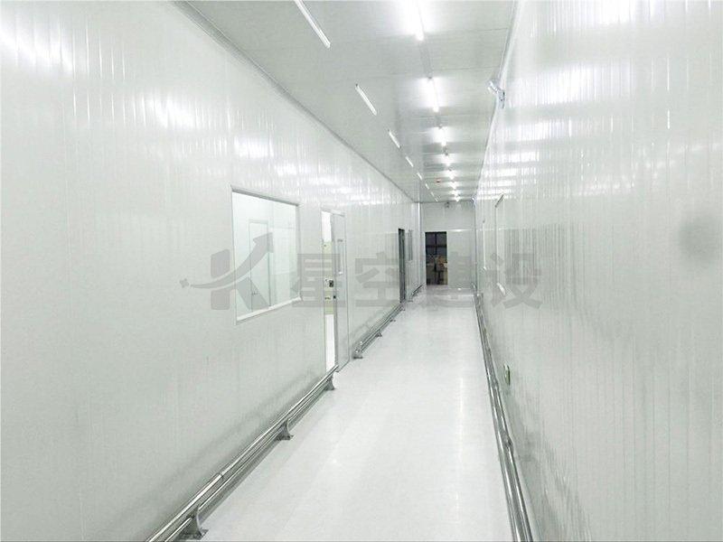 上海仪电电子无尘车间工程案例
