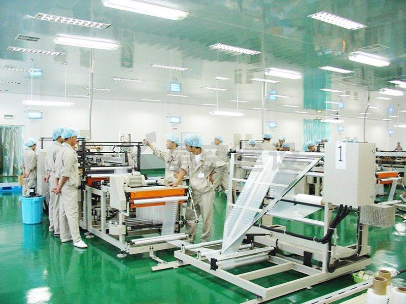 创生医疗器械无尘车间工程案例