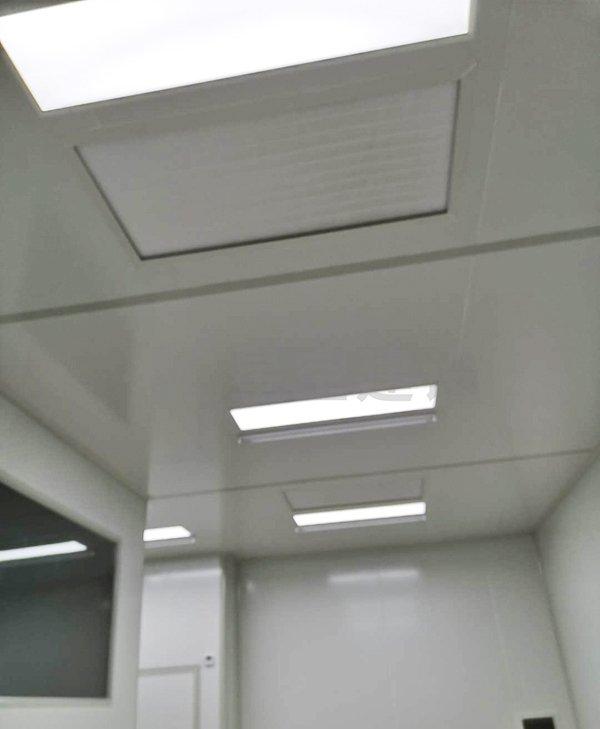 嘉康医疗器械无尘车间工程案例