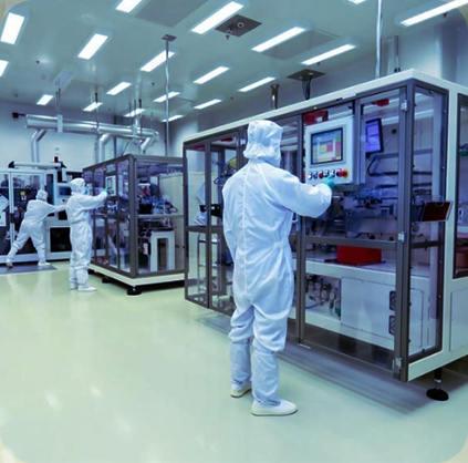 锂电池洁净实验室